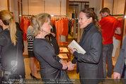 Ferragamo Store Opening - Ferragamo Shop - Mi 12.03.2014 - Elisabeth G�RTLER, Sonja KIRCHBERGER110