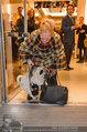 Ferragamo Store Opening - Ferragamo Shop - Mi 12.03.2014 - Christiane H�RBIGER mit Hund Loriot20