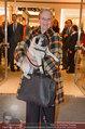 Ferragamo Store Opening - Ferragamo Shop - Mi 12.03.2014 - Christiane H�RBIGER mit Hund Loriot21