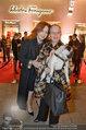 Ferragamo Store Opening - Ferragamo Shop - Mi 12.03.2014 - Christiane H�RBIGER mit Hund Loriot, Andrea JONASSON24