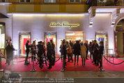 Ferragamo Store Opening - Ferragamo Shop - Mi 12.03.2014 - 42