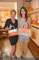 Ferragamo Store Opening - Ferragamo Shop - Mi 12.03.2014 - Eva WEGROSTEK, Amina DAGI48