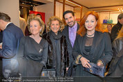 Ferragamo Store Opening - Ferragamo Shop - Mi 12.03.2014 - Elisabeth G�RTLER, Giovanna FERRAGAMO, Andrea JONASSON62