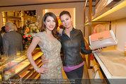 Ferragamo Store Opening - Ferragamo Shop - Mi 12.03.2014 - Celine ROSCHEK, Amina DAGI93