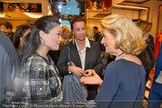 Ferragamo Store Opening - Ferragamo Shop - Mi 12.03.2014 - Gr�fin Marynic WOLFF-METTERNICH, Giovanna FERRAGAMO97