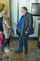 Ottfried Fischer isst Sushi - Lugner City - Fr 14.03.2014 - Ottfried FISCHER, Jacqueline LUGNER2
