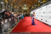 Filmball Vienna - red carpet - Rathaus - Fr 14.03.2014 - Amina DAGI1