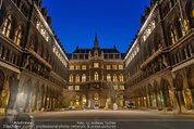 Filmball Vienna - red carpet - Rathaus - Fr 14.03.2014 - Rathaus Innenhof, Arkadenhof2