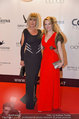 Filmball Vienna - red carpet - Rathaus - Fr 14.03.2014 - Mona SEEFRIED, Natalie ALISON24
