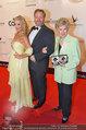 Filmball Vienna - red carpet - Rathaus - Fr 14.03.2014 - Waltraud HAAS, Markus und Leila STRAHL26