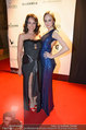 Filmball Vienna - red carpet - Rathaus - Fr 14.03.2014 - Beatrice BILGERI mit Tochter Laura3