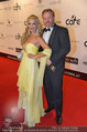 Filmball Vienna - red carpet - Rathaus - Fr 14.03.2014 - Markus und Leila STRAHL32