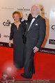 Filmball Vienna - red carpet - Rathaus - Fr 14.03.2014 - Karl MERKATZ mit Ehefrau Martha33