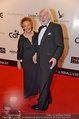 Filmball Vienna - red carpet - Rathaus - Fr 14.03.2014 - Karl MERKATZ mit Ehefrau Martha34