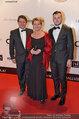 Filmball Vienna - red carpet - Rathaus - Fr 14.03.2014 - Christian SPATZEK mit Schwester Andrea und Sohn36