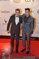 Filmball Vienna - red carpet - Rathaus - Fr 14.03.2014 - Mark KELLER mit Sohn Aaron43
