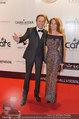 Filmball Vienna - red carpet - Rathaus - Fr 14.03.2014 - Peter KRAUS mit Ehefrau Ingrid47