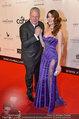Filmball Vienna - red carpet - Rathaus - Fr 14.03.2014 - Edi FINGER, Amina DAGI60