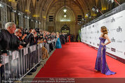 Filmball Vienna - red carpet - Rathaus - Fr 14.03.2014 - Amina DAGI62
