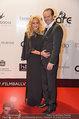 Filmball Vienna - red carpet - Rathaus - Fr 14.03.2014 - Michael BIEHN, Jennifer BLANC76