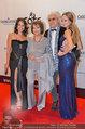 Filmball Vienna - red carpet - Rathaus - Fr 14.03.2014 - Reinhold und Beatrice BILGERI, Tochter Laura, Claudia CARDINALE9