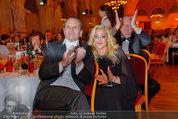 Filmball Vienna - das Fest - Rathaus - Fr 14.03.2014 - Michael BIEHN, Jennifer BLANC132