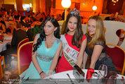 Filmball Vienna - das Fest - Rathaus - Fr 14.03.2014 - Tara TABITHA, Katia WAGNER, Sina SCHMID141