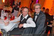 Filmball Vienna - das Fest - Rathaus - Fr 14.03.2014 - Peter KRAUS, Herbert WALLNER151