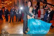 Filmball Vienna - das Fest - Rathaus - Fr 14.03.2014 - Eva HABERMANN, Dave KAUFMANN156