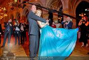 Filmball Vienna - das Fest - Rathaus - Fr 14.03.2014 - Eva HABERMANN, Dave KAUFMANN157