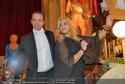 Filmball Vienna - das Fest - Rathaus - Fr 14.03.2014 - Michael BIEHN, Jennifer BLANC159