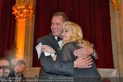 Filmball Vienna - das Fest - Rathaus - Fr 14.03.2014 - Dave KAUFMANN, Jennifer BLANC163