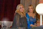 Filmball Vienna - das Fest - Rathaus - Fr 14.03.2014 - Daryl HANNAH,, Jennifer BLANC168
