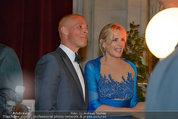 Filmball Vienna - das Fest - Rathaus - Fr 14.03.2014 - Daryl HANNAH, Oliver HEEMEYER170