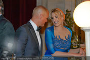 Filmball Vienna - das Fest - Rathaus - Fr 14.03.2014 - Daryl HANNAH, Oliver HEEMEYER172