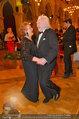 Filmball Vienna - das Fest - Rathaus - Fr 14.03.2014 - Karl MERKATZ mit Ehefrau Martha175