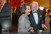 Filmball Vienna - das Fest - Rathaus - Fr 14.03.2014 - Karl MERKATZ, Claudia CARDINALE181