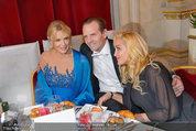 Filmball Vienna - das Fest - Rathaus - Fr 14.03.2014 - Daryl HANNAH, Michael BIEHN, Jennifer BLANC19
