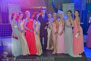 Filmball Vienna - das Fest - Rathaus - Fr 14.03.2014 - Danny BELLENS mit Penthouse Girls191