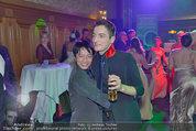 Filmball Vienna - das Fest - Rathaus - Fr 14.03.2014 - Nhut LA HONG tanzt mit Freund192