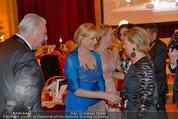 Filmball Vienna - das Fest - Rathaus - Fr 14.03.2014 - Edi FINGER, Daryl HANNAH, Brigitte JANK196