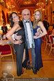 Filmball Vienna - das Fest - Rathaus - Fr 14.03.2014 - Familie Reinhold und Beatrice BILGERI, Tochter Laura200