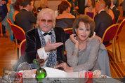 Filmball Vienna - das Fest - Rathaus - Fr 14.03.2014 - Reinhold BILGERI, Claudia CARDINALE21