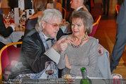 Filmball Vienna - das Fest - Rathaus - Fr 14.03.2014 - Reinhold BILGERI, Claudia CARDINALE24