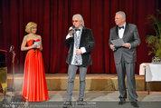 Filmball Vienna - das Fest - Rathaus - Fr 14.03.2014 - Missy MAY, Reinhold BILGERI, Edi FINGER35