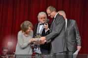 Filmball Vienna - das Fest - Rathaus - Fr 14.03.2014 - Andreas Mailath POKORNY, Reinhold BILGERI, Claudia CARDINALE37