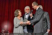 Filmball Vienna - das Fest - Rathaus - Fr 14.03.2014 - Andreas Mailath POKORNY, Reinhold BILGERI, Claudia CARDINALE38