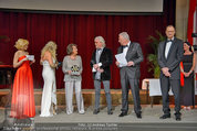 Filmball Vienna - das Fest - Rathaus - Fr 14.03.2014 - Missy MAY, Reinhold BILGERI, Edi FINGER, Claudia CARDINALE42