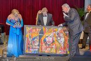 Filmball Vienna - das Fest - Rathaus - Fr 14.03.2014 - Daryl HANNAH, Edi FINGER, Herbert WALLNER64