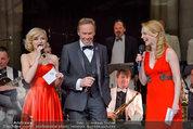 Filmball Vienna - das Fest - Rathaus - Fr 14.03.2014 - Missy MAY, Peter KRAUS, Natalie ALISON79